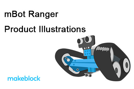 mBot Ranger Product Illustrations