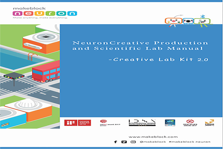 Neuron Creative Production and Scientific Lab 2.0 Manual(collection)