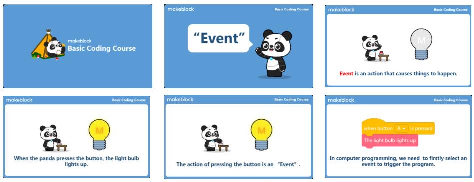 mBlock 5+Codey Rocky Basic Coding Course   makeblock education