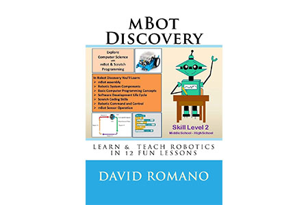 mBot Discovery: Learn & Teach Robotics In 12 Fun Lessons