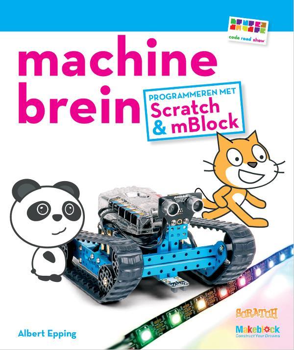 Machinebrein – lesboek programmeren