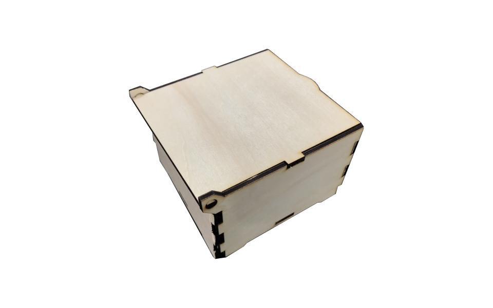 LaserBox Creation — Box