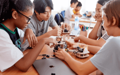 Coding Robots for Kids (Elementary School & Middle School & High School)!