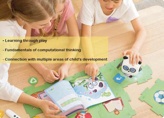 Developing Early Literacy and Numeracy through Tangible Programming