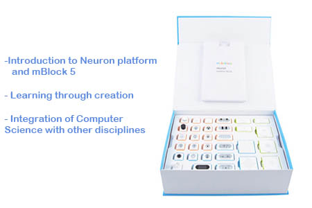 Neuron Creative Lab Getting Started Activities