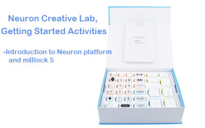 Neuron Creative Lab, Getting Started Activities