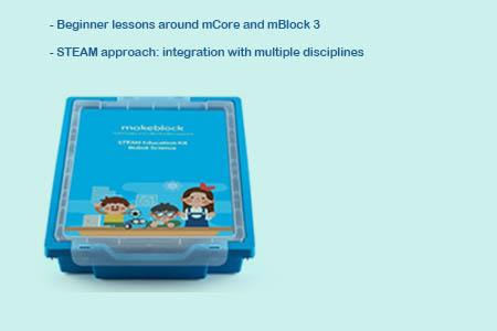 STEAM Education Kit – Robot Science