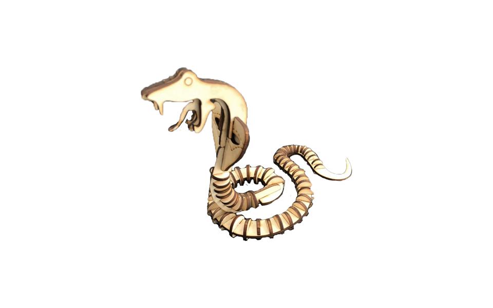 LaserBox Creation — Snake
