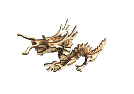 LaserBox Creation — Dragon
