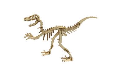 LaserBox Creation — Velociraptor